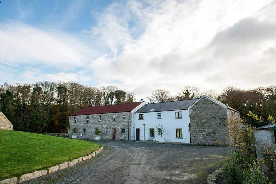 the green holiday cottages kilkeel