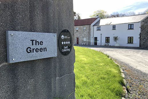 The Green Holiday Cottages Kilkeel, Co Down