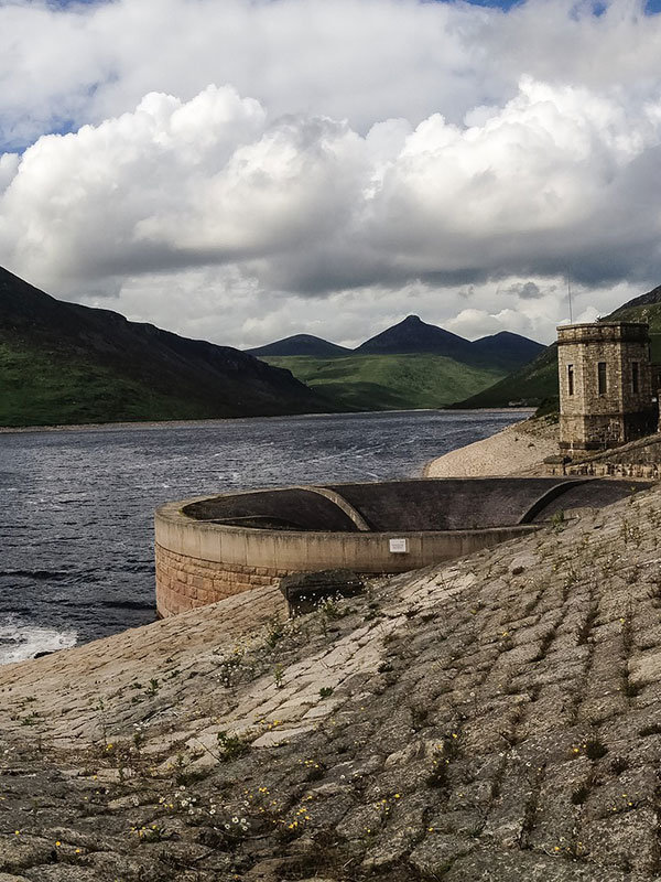 Silent Valley near The Green Holiday Cottages Kilkeel